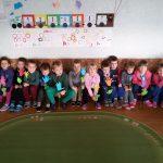 """""""Boružėlių"""" grupės vaikučiai po veiklos grupėje"""