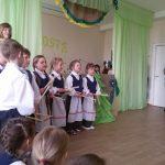 Šeimininkų muzikinis sveikinimas renginio dalyviams
