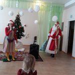 Valio!!! Kalėdų senelis aplankė mūsų darželio vaikučius