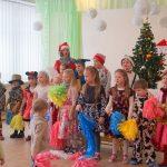 """""""Drugelių"""" grupės vaikų muzikinis sveikinimas"""