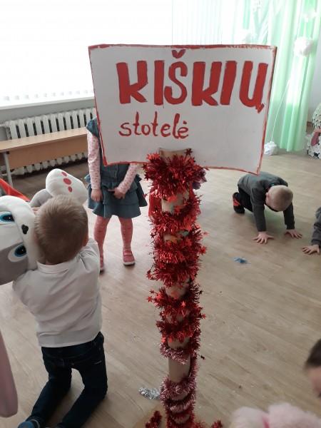 """Trečioji - """"Kiškių"""" stotelė"""