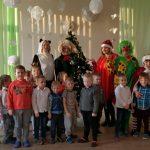 """""""Boružėliai"""" atskubėjo susitikti su Kalėdų seneliu"""