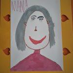 Norvilės mamytės portretas