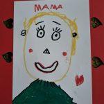 Airono mamytės portretas
